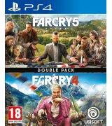Игра Комплект Far Cry 4 + Far Cry 5 (PS4, Русская версия)