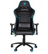 Игровое кресло 2E GC23 Black/Blue
