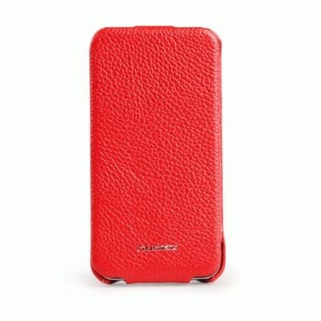 Чехол для iPhone 4/4s Nuoku Royal Red