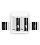 Зарядное устройство для аккумуляторов Xiaomi ZMI ZI5/ZI7 Battery Charger (PB401)