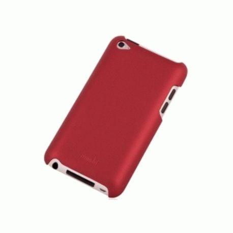Moshi iGlaze touch 4G Neon Red - чехол для ipod Touch 4G