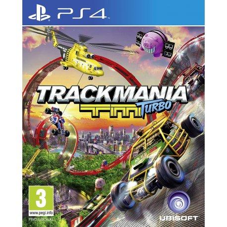 Игра Trackmania Turbo для Sony PS 4 (русская версия)