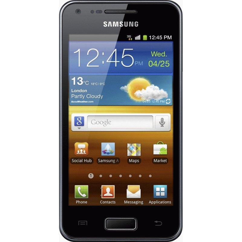 Samsung Galaxy S Advance i9070 Metallic Black