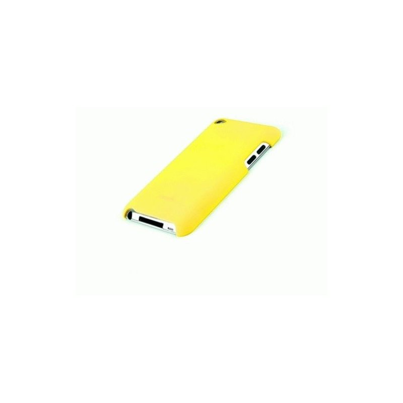 Чехол для iPod Touch Moshi iGlaze touch 4G Yellow