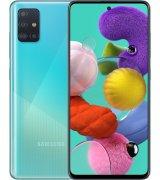 Samsung Galaxy A51 6/128GB Blue (SM-A515FZBWSEK) + 350 грн на пополнение счета в подарок!