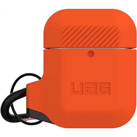 Чехол Urban Armor Gear (UAG) для AirPods Orange/Grey