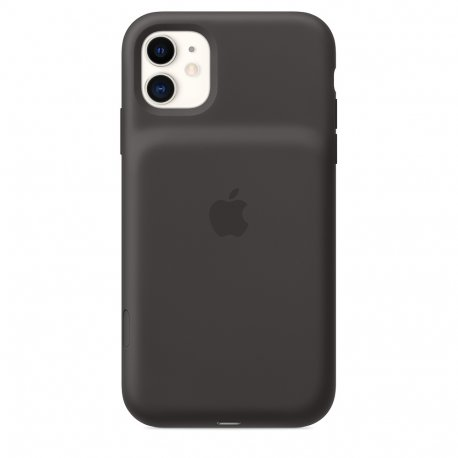 Чехол Apple iPhone 11 Smart Battery Case Black (MWVH2)