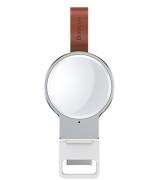 Беспроводное зарядное устройство Baseus Wireless Charger Dotter for Apple Watch White (WXYDIW02-02)