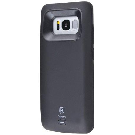 Чехол-аккумулятор Baseus PowerCase 5500 mAh для Samsung Galaxy S8 Black