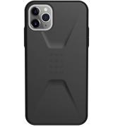 Накладка Urban Armor Gear (UAG) для Apple iPhone 11 Pro Max Civilian Black