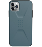 Накладка Urban Armor Gear (UAG) для Apple iPhone 11 Pro Max Civilian Blue