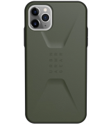 Накладка Urban Armor Gear (UAG) для Apple iPhone 11 Pro Max Civilian Olive