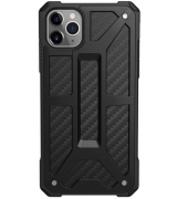 Накладка Urban Armor Gear (UAG) для Apple iPhone 11 Pro Max Monarch Carbon Fiber