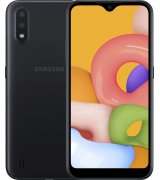 Samsung Galaxy A01 2/16GB Black (SM-A015FZKDSEK)