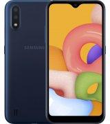 Samsung Galaxy A01 2/16GB Blue (SM-A015FZBDSEK) + 100 грн на пополнение счета в подарок!