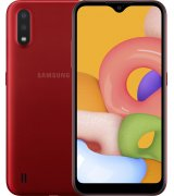Samsung Galaxy A01 2/16GB Red (SM-A015FZRDSEK)
