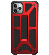 Накладка Urban Armor Gear (UAG) для Apple iPhone 11 Pro Max Monarch Crimson