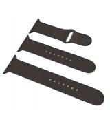 Спортивный ремешок Sport Band для Apple Watch 38/40mm S/M&M/L 3pcs Cocoa