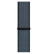Спортивный ремешок Sport Loop Band для Apple Watch 38/40mm Hyper Grape