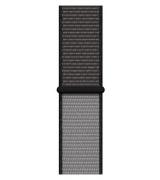 Спортивный ремешок Sport Loop Band для Apple Watch 38/40mm Anchor Gray