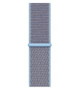 Спортивный ремешок Sport Loop Band для Apple Watch 38/40mm Cerulean