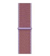 Спортивный ремешок Sport Loop Band для Apple Watch 42/44mm Lavender