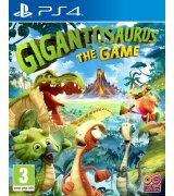 Игра Gigantosaurus: The Game (PS4, Английская версия)