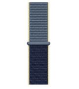 Спортивный ремешок Sport Loop Band для Apple Watch 42/44mm Alaskan Blue
