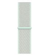 Спортивный ремешок Sport Loop Band для Apple Watch 42/44mm Teal Tint