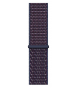 Спортивный ремешок Sport Loop Band для Apple Watch 42/44mm Indigo
