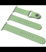 Спортивный ремешок Sport Band для Apple Watch 42/44mm S/M&M/L 3pcs Mint Gum