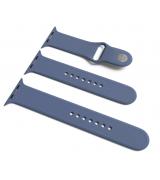 Спортивный ремешок Sport Band для Apple Watch 42/44mm S/M&M/L 3pcs Alaskan Blue
