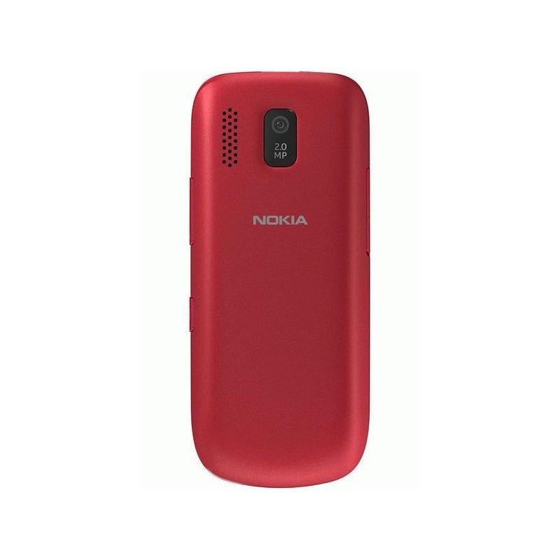 Nokia Asha 202 Dark Red