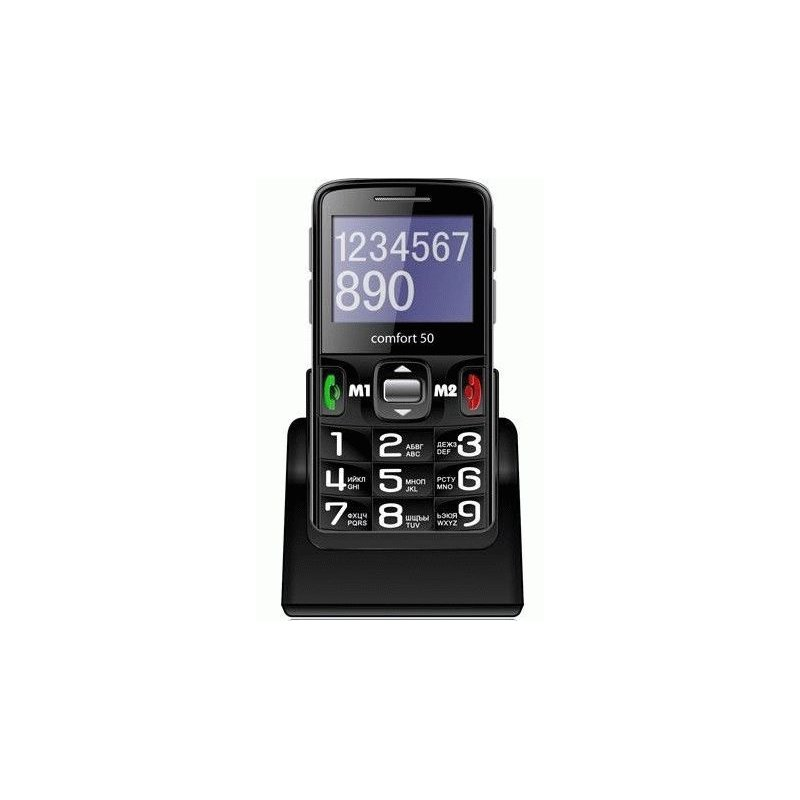 Sigma mobile Comfort 50 Black