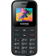 Sigma mobile Comfort 50 Comfort 50 HIT2020 Black