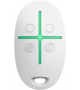 Брелок Ajax Space Control Key Fob White