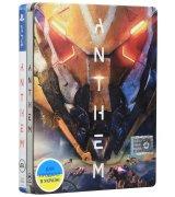 Игра Anthem. Limited Steelbook Edition (PS4, Русские субтитры)
