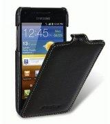 Кожаный чехол Melkco (JT) для Samsung Galaxy S i9070 black