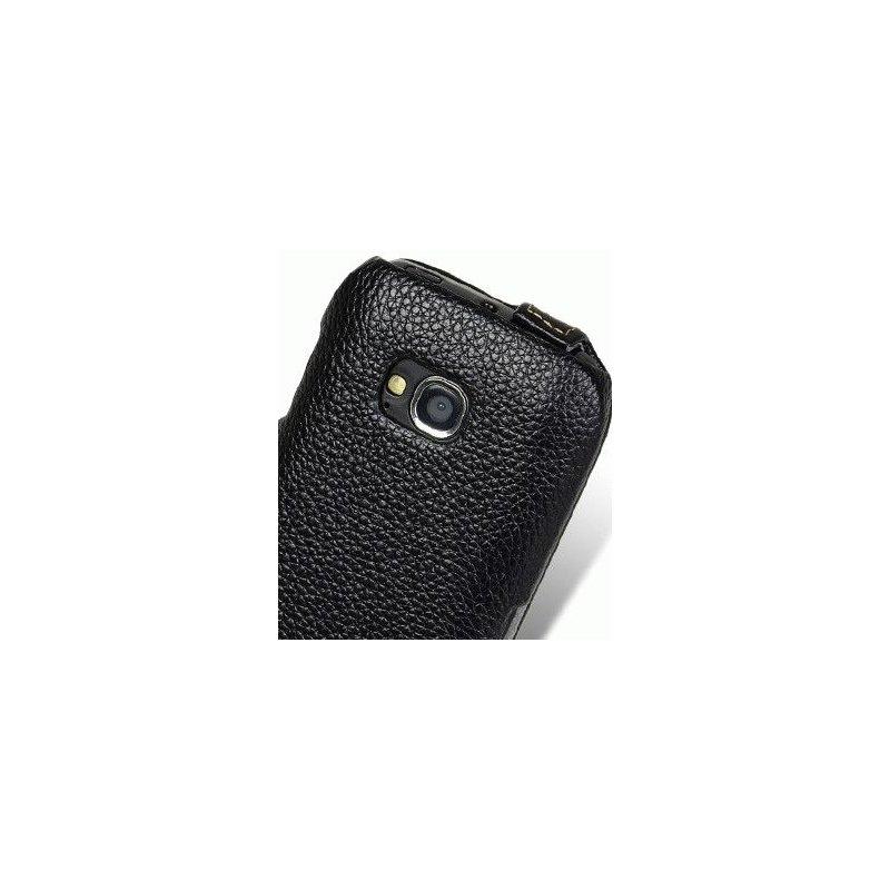 Кожаный чехол Melkco (JT) для Nokia Lumia 710 Black