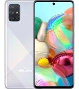 Samsung Galaxy A71 6/128GB Silver (SM-A715FZSUSEK)