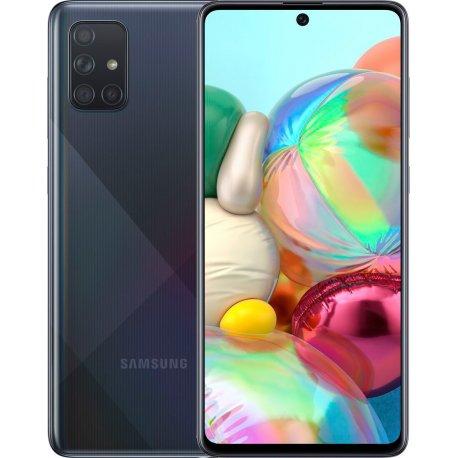 Samsung Galaxy A71 6/128GB Black (SM-A715FZKUSEK)