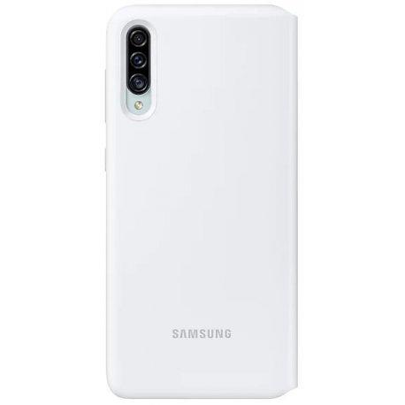 Чехол Wallet Cover для Samsung Galaxy A30s (A307F) White (EF-WA307PWEGRU)