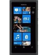 Nokia Lumia 800 Matt Black EU