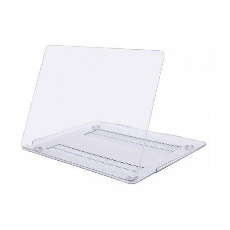 "Чехол Hard Shell для MacBook Pro 16"" (2019) Crystal Clear White"