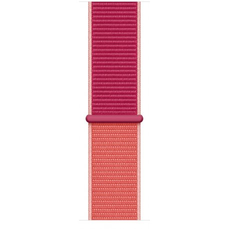 Спортивный ремешок Sport Loop Band для Apple Watch 42/44mm Pomegranate