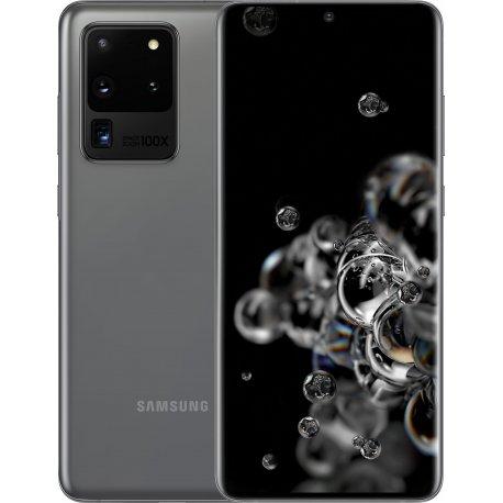 Samsung Galaxy S20 Ultra 12/128GB Gray (SM-G988BZADSEK)