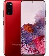 Samsung Galaxy S20 8/128GB Red (SM-G980FZRDSEK) + 850 грн на пополнение счета в подарок!