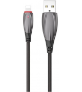 Кабель Hoco U71 Star Lightning cable 1.2m Black