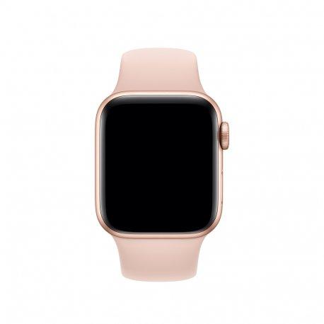 Ремешок для Apple Watch 38/40mm Sport Pink Sand (MTP72)