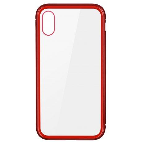 Чeхол WK для Apple iPhone XS (WPC-103) Red